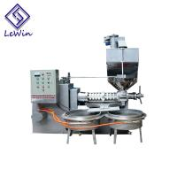 Buy cheap Avocado Screw Oil Press Machine Oil Mill Pressing Machine 380 V Voltage from wholesalers