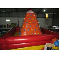 Buy cheap Attractive Inflatable Climbers For Toddlers , Funny Inflatable Climbing Tower 6 x 6m from wholesalers