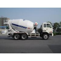 Buy cheap 6x4 DF Nissan Diesel 8 - 10cbm Concrete Mixer Trucks Light Weight HZZ5240GJBUD from wholesalers