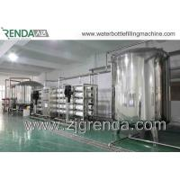 Buy cheap RO Water Treatment Systems / Mineral Water Pure Water Treatment System 220V from wholesalers