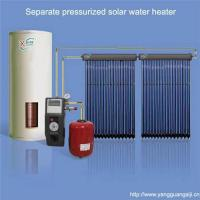China Split solar water heater,pressure solar heating system,100~500L,manufacture since 1987, on sale