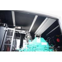 Buy cheap 40kW Max output Diesel Cummins Generator with Super Soundproof Canopy Enclosed from Wholesalers