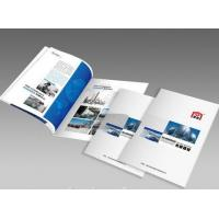 Quality Ultra Flat Corporate Company Brochure For Promotion Cost Effective for sale