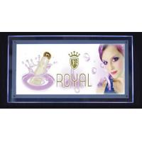 Buy cheap Wall Hanging Slimline Crystal LED Light Box For Outdoor Advertising Display from wholesalers