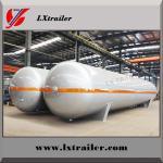 Buy cheap 3 axles 30M3-60M3 lpg tank trailer price lpg gas tanker LPG tank semi trailer from wholesalers