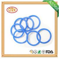 Buy cheap Blue NBR O Ring Rubber Seal Oil Resistance For Machinary With RoHs Report from wholesalers
