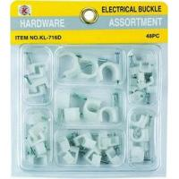 Buy cheap 48Pcs Wire Clips Kit from wholesalers