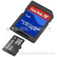 Buy cheap SanDisk microSD TransFlash 8GB Paypal is accepted!!! from wholesalers
