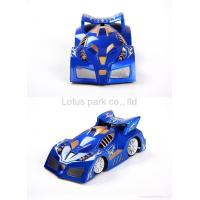 Buy cheap Hot Christmas Gift for your Kid 4CH RC climbing wall car- RC stunt car RC car from wholesalers