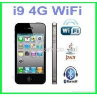 Buy cheap 3.5 dual standby WiFi Mobile Phone FM Java i68 i9 4GS from wholesalers