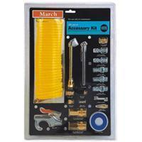 Buy cheap 20pc Air Tool Accessory Kit Compressor Hose Blow Gun from wholesalers