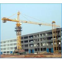 Buy cheap Main Parameters for Hydraulic Self-raising QTZ Tower Cranes from wholesalers