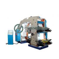 Buy cheap 4 Color Super-thin Material Flexographic Printing Machine product