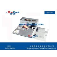 Buy cheap DT-430 ink roll Coding Machine product