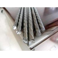 Buy cheap Steel strand wire series from wholesalers