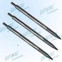 Buy cheap Zinc clad steel grounding rods from wholesalers
