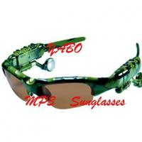 Buy cheap Model: MP3 & FM Sunglasses from wholesalers