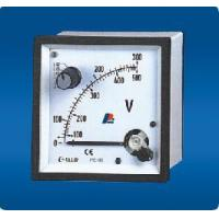 Buy cheap MOVING IRON VOLTMETER WITH CHANGE OVER SWITCH FOR AC VOLTMETERS from wholesalers
