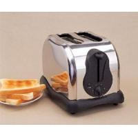 China ST-201 2-SLICE STAINLESS STELL SINGLE FUNCTION TOASTER on sale