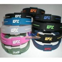 Buy cheap EFX bracelet EFX Power Balance Wristband EFX Silicone Bracelet from wholesalers