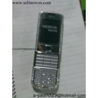 Buy cheap CECT NOKIA 8800 Shine Diamond new model;(gold silver and red) from wholesalers