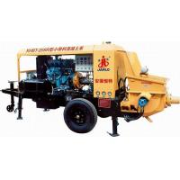 Buy cheap Small Size Aggregate Concrete Pump product