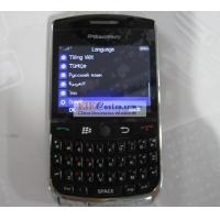 Buy cheap Blackberry 8900 Quadband Mobile Phone with Wifi,Java and tracking ball from wholesalers