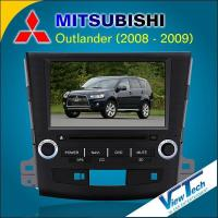 Buy cheap Mitsubishi dvd player factory for 7 inch Mitsubishi Outlander All-In-One Car GPS(VT-DGB800) from wholesalers