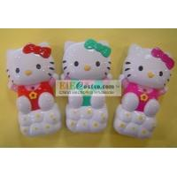 Buy cheap Kitty China cartoon phone with quad band bluetooth and shake control from wholesalers
