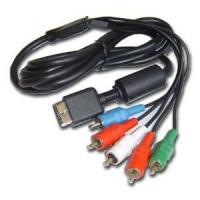 Buy cheap Component AV Video Cable For HD READY Sony PS3 PS2 TV from wholesalers