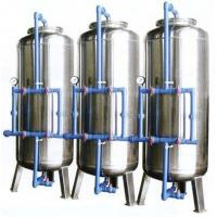 Buy cheap Quartz sand filter, water puri from wholesalers