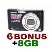 Buy cheap Panasonic Lumix DMC-FH20 14.1MP Digital Camera *BL... from wholesalers