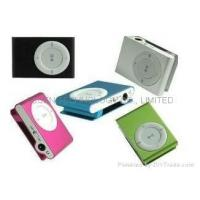 Buy cheap iPod Shuffle MP3 Player, iPod Clips, Gift MP3 Player from wholesalers