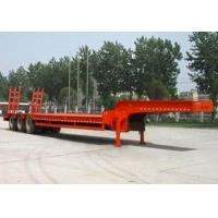 Buy cheap Lowboy Trailers -- CSC9340TDP from wholesalers