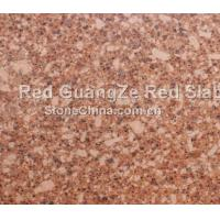 Buy cheap Red GuangZe Red Slab from wholesalers