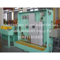 Buy cheap AJDG-9DT copper medium wire drawing machine with annealing from wholesalers