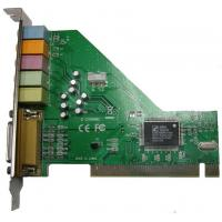 Buy cheap PCI 8738 6CH Sound Card from wholesalers