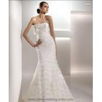 Buy cheap Mermaid Wedding Gown Model: WP2078 from wholesalers