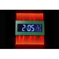 Buy cheap Sound Controll LED Flash Wall Clock from wholesalers