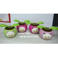 Buy cheap TM-S01I SOLAR apple xiyangyang &meiyangyang solar powered toys solar porducts from wholesalers