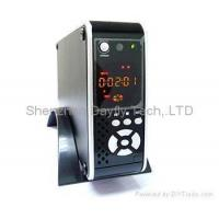 Buy cheap 3.5 IDE DVR HDD MEDIA PLAYER VIDEO RECORDER PVR DVR WITH LCD+FAN from wholesalers