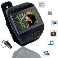 Buy cheap Cheap watch phone--VE77 Quad Band Dual Cards with FM Compass Touch Screen from wholesalers