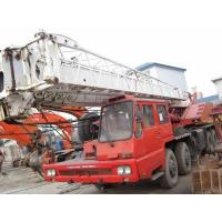 Buy cheap 50 ton TADANO TG500E truck crane from wholesalers