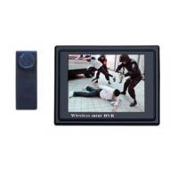 Buy cheap 2.4GHz Wireless Button Camera with DVR--TE-835 >3.5TFT,MP4,AVI,(800*600@30fps),night vision from wholesalers