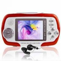 Buy cheap 2.4-inch Display MP4 / MP3 Player 2.0M Pixel, SD/MMC Card - Red from wholesalers
