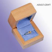 Buy cheap Wooden Ring box - KCG0704389 from wholesalers