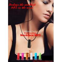 Buy cheap Zicplay Microkey Necklace MP3 Player touch-button from wholesalers