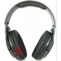 Buy cheap Wireless Stereo Headphone Built - in FM Radio Function from wholesalers