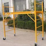 Buy cheap Mobile Interior scaffold CE from wholesalers