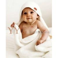 Buy cheap hooded baby towel from wholesalers
